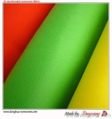 Colorful Polypropylene Spun bonded Fabric