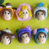 Polymer Clay Fimo Beads