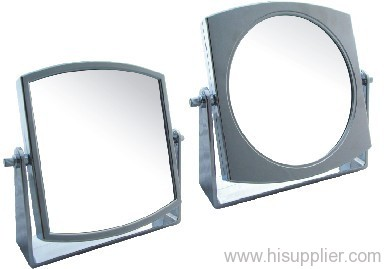 Luxury plastic electroplated mirror