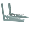 folding air conditioner bracket support