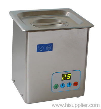 2L Unheated Ultrasonic Computer Chip Cleaner