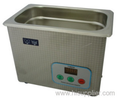 Unheated Ultrasonic Coin Collections Cleaner