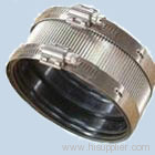 no hub pipe coupling, stainless steel coupling