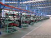 Parts of motorcycle Conveyor Line