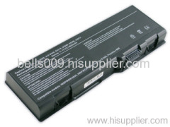replacement laptop battery for Dell Inspiron 6000