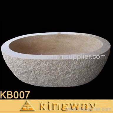 Massage Stone Bathtub