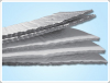 Aluminum foil heat insulation material