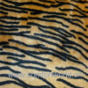Tiger Stripes Printing Fake fur