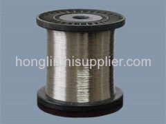 low carbon annealed hot dipped galvanized steel wire