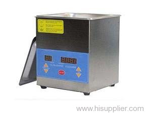 Small Benchtop Digital Timing & Heating Ultrasonic Cleaner