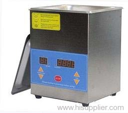 Small Digital Controlled Universities Ultrasonic Cleaner ( (Timing & Heating Functions)