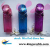 stock Mini led disco fan,stocklot Mini led disco fan,closeout Mini led disco fan