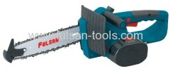 18V Cordless Chain Saw With GS CE