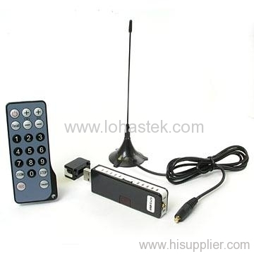 USB 2.0 Digital TV Receiver DVB-T