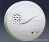 battery powerd photoelectric smoke detector alarm