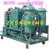lubricating oil regeneration purifier TYC