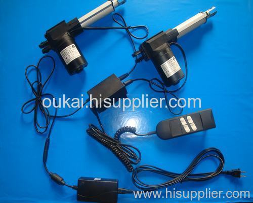 12VDC or 24VDC linear actuator