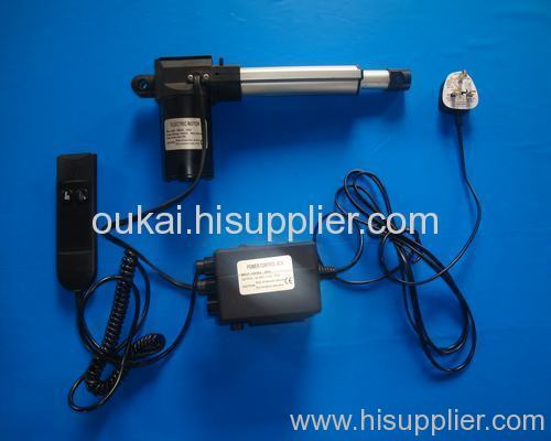 control for linear actuator