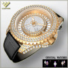 wrist quartz crystal watches