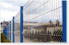 Highway Wire Mesh Fencing