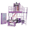 HDPE Double-color film blowing machine