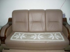 Glass Beads Seat Cover