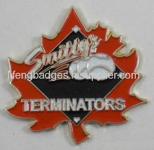 soft enamel lapel pin