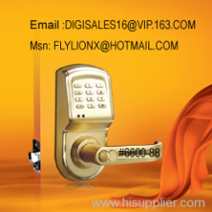 combination Keypad lock