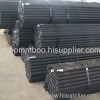 black galvanized welded steel pipe