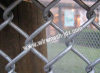 Chain Link Fence, Diamond Wire Mesh, Chain Link Fencing