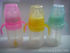 soft silicone baby feeding bottle with 10.2g silicone nipple