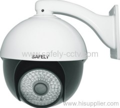 Safely Sony CCD 8 Inch IR high speed outdoor dome Camera