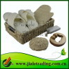 Bath gift set with bamboo