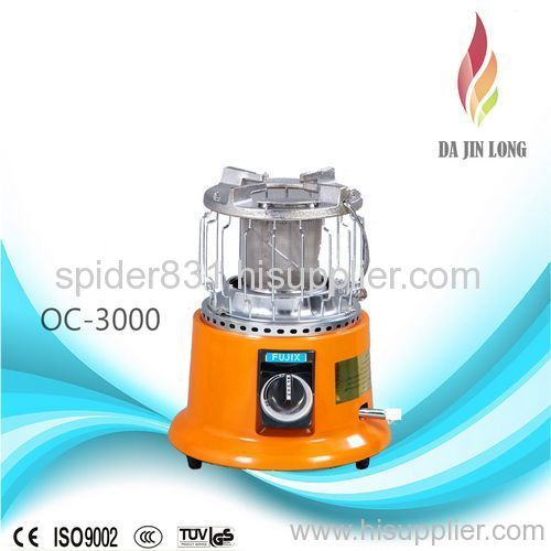 Easy and Practical warm fast small space gas heater