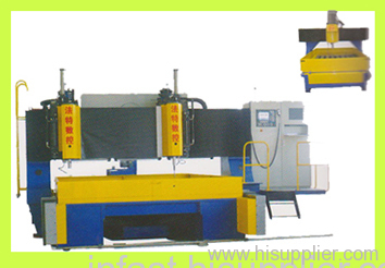 CNC Drilling Machine For Tube Sheet
