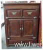 Antique solid wood cabinets