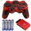 PS2 Wireless Gamepad/PS2 video gamepad/game joysticks/handles/handhold