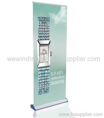 roll up banner / roll up banner stand