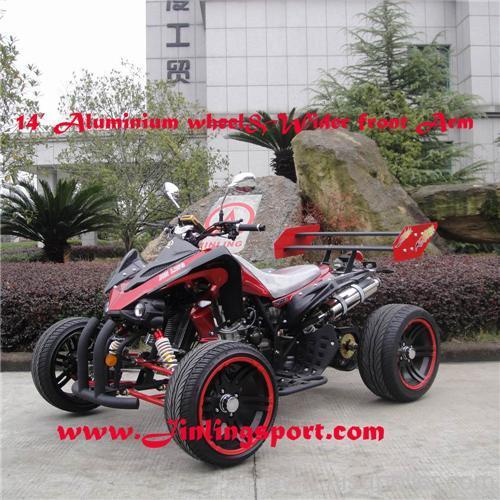 Kawasaki Racing ATV