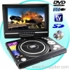 Portable DVD and Multimedia Player