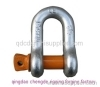 US type anchor bow shackle