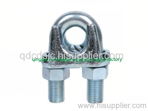 US type forged wire rope clip