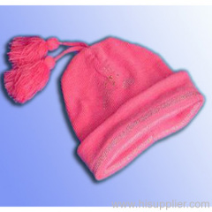 baby kniting hat