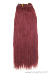 Human hair extensions ,weavings