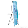 x banner ,banner stand,portable exhibition stands