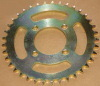 ATV sprocket wheel