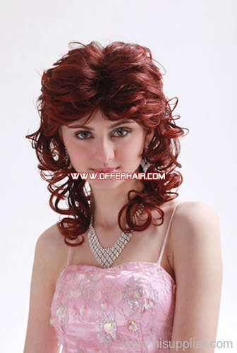 wigs,Synthetic hair wigs,