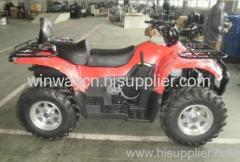 EEC appproved twin seat 500cc ATV.