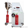 Automatic type fire extinguisher powder filler