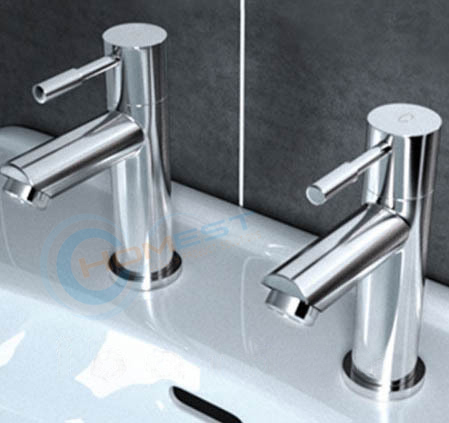 Contemporary Basin Pillar Tap